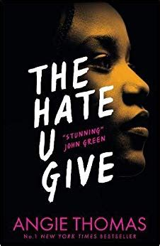 1406372153 the hate u give the hate u give co uk angie thomas 9781406372151