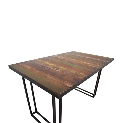 colored dining table colorful dining room tables talentneeds com
