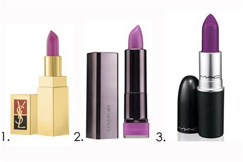 drayas hair company hot beauty look draya s vibrant purple liptalking pretty