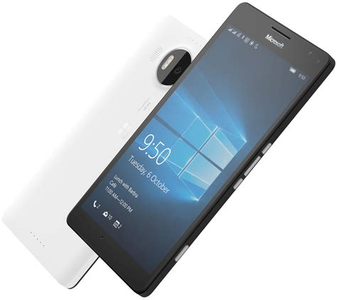 microsoft lumia 950 xl smartphones microsoft global 2015 microsoft announces lumia 950 950 xl flagship