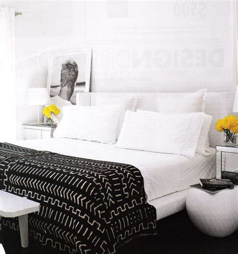 black and white bedroom with a pop of color 17 best images about spaces to sleep on pinterest