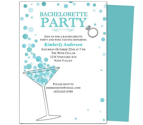 bachelorette invitations free template bachelorette invitations templates orderecigsjuice info