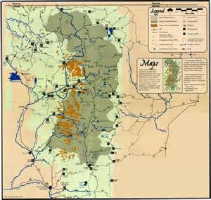 map of colorado wilderness areas trail information graphical mount zirkel wilderness area