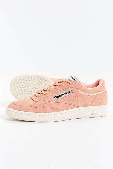pastel sneakers reebok club c 85 pastel sneaker in pink for lyst