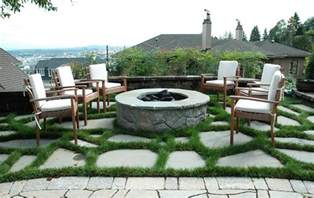 Backyard Ideas With Firepit Backyard Pit Ideas With Simple Design