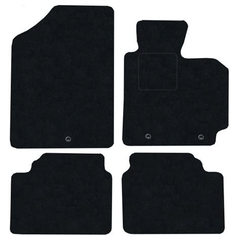 Veloster Car Mats by Hyundai Veloster 2012 Onwards Car Mats By Scm
