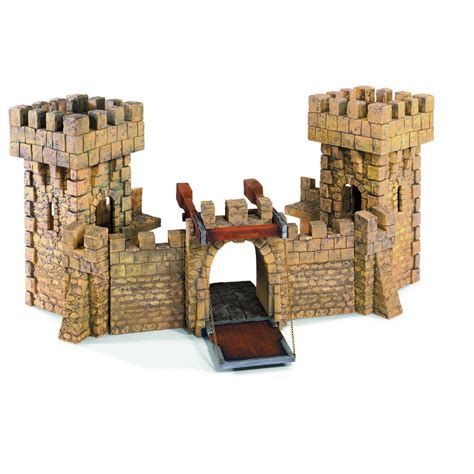 Medieval Floor Plans by Toy Schleich Knight S Castle