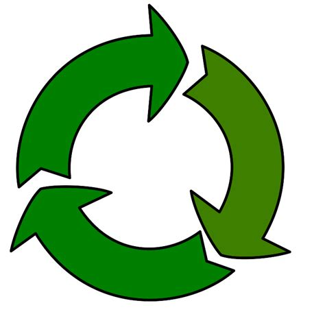 art of recycle recycle clip art clipart best