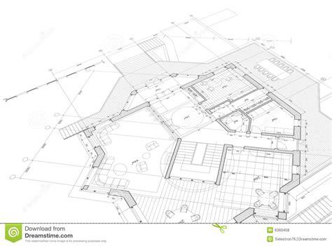 house blueprint royalty free stock photos image 21211358 blueprint house plan royalty free stock photos image