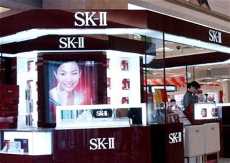 Sk Ii Counter p g accepts for bogus advertising