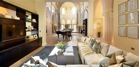 converted chapel   metre high ceilings lists