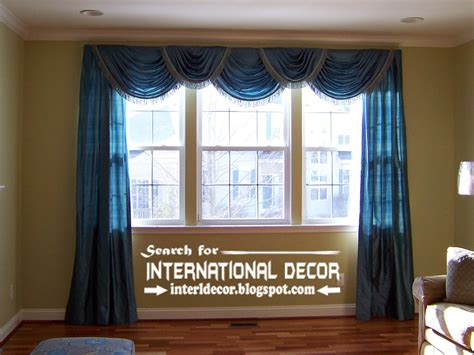 Blue Curtain Designs Living Room Inspiration Luxury Living Room Drapery Styles Designs And Ideas Curtain Designs