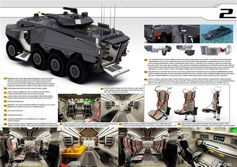 concept armored vehicle the concept of a andarkan wheeled armoured vehicles