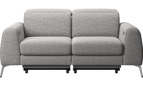 foot rest sofa 2 seater sofas madison sofa with electric seat head and