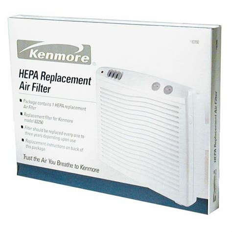 f k 1 replacement hepa filter for kenmore medium room air purifier 03283395000 f ebay