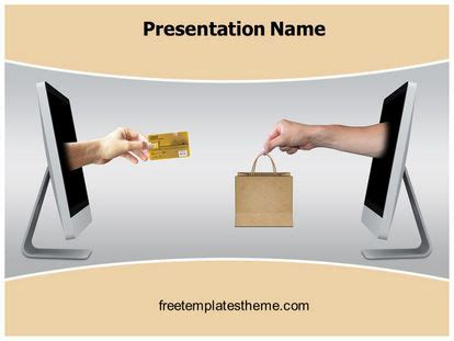free ppt templates for online shopping free online shopping powerpoint template