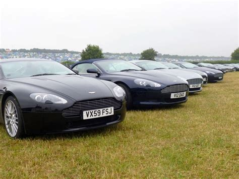 aston martins at carfest south 2013 ade bold