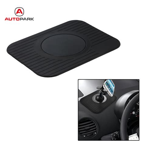 Car 7 Car Anti Slip Mat Sticky Pad For Phone Spider black car dashboard sticky pad mat anti slip mat gadget