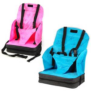1 3 years baby infant travel booster seat high chair for