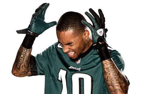desean jackson tattoos desean jackson cuban steve ott are their sports