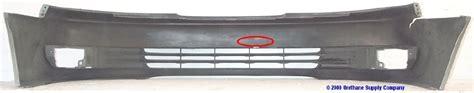 lexus es300 front bumper 1997 1999 lexus es300 front bumper cover bumper megastore