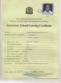 Leaving Certificate Template by Professional Tourguide School Graduate 30 Gregory