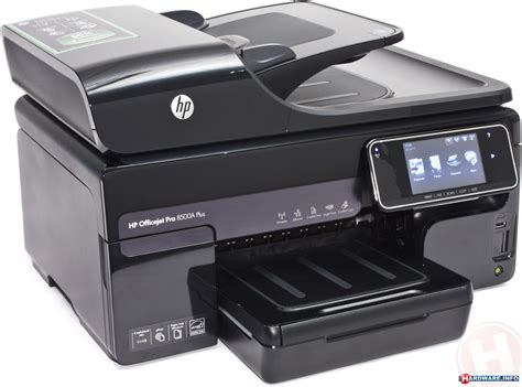 Hp One Plus small business inkjets review how fast is ink hp officejet pro 8500a plus