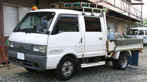 mazda e2000i truck file mazda bongo brawny truck cab jpg wikimedia