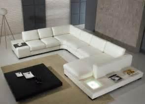White Sofa Modern Vg 114 White Modern Sectional Sofa Vg 114 White Modern Sectional Sofa Vg 114 2 450 00