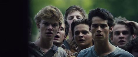 film maze runner trailer maze runner trailer yeah that sure is a dystopian