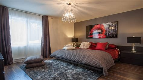 grey red bedroom red and gray bedroom red and gray bedroom ideas romantic