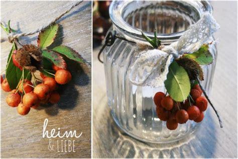 Herbstdeko Aus Dem Wald by Herbstdeko Aus Dem Wald Handmade Kultur