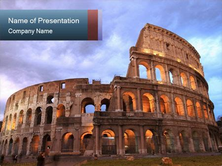 powerpoint themes rome powerpoint template roman architecture images powerpoint