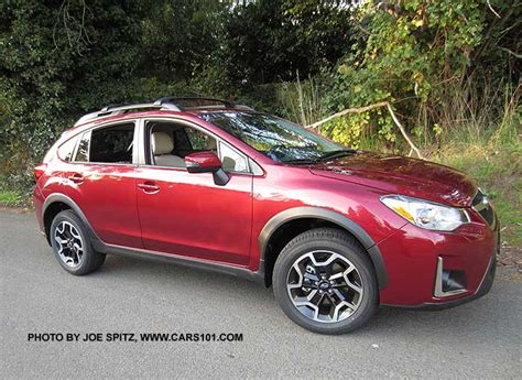 venetian red subaru crosstrek 2016 subaru crosstrek exterior photo page 1 2016 models