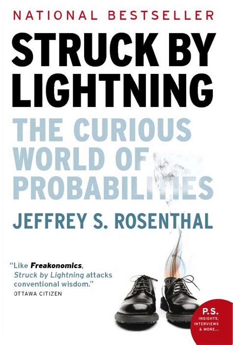 the curious world of struck by lightning the curious world of probabilities