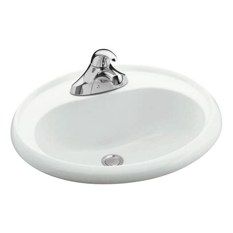 oval drop in sterling drop in oval stainless steal bathroom in