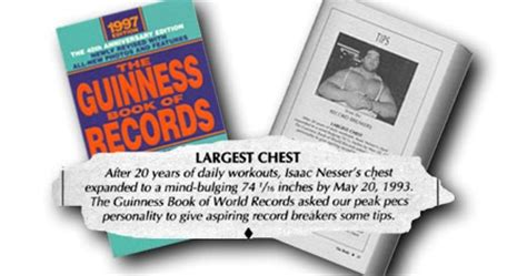 isaac nesser bench press strength fighter isaac quot dr size quot nesser world record