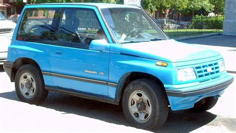 geo tracker 1992 geo tracker information and photos zombiedrive