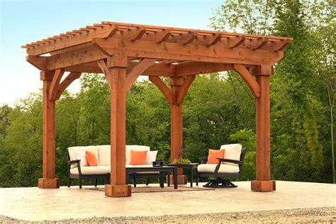 wood for pergola cedar wood pergola ohio hardwood furniture
