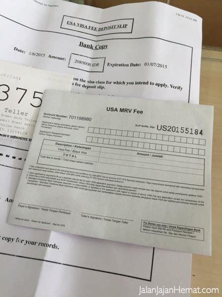 cara membuat visa kerja amerika cara mengajukan visa amerika jalan jajan hemat