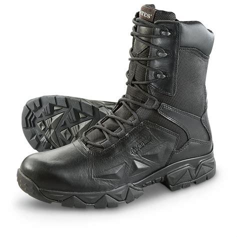 Delta Tactical Boot 1296 bates delta nitro 8 quot duty boots 627457 combat tactical boots at sportsman s guide
