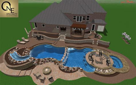 backyard pool bar backyard his swim up bar backyard pool designs