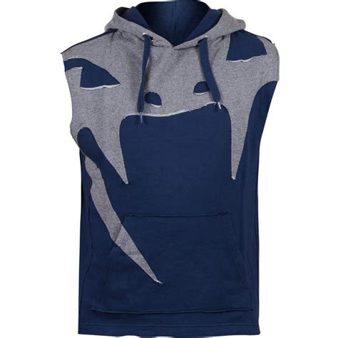 Sleeveless Hoodie Mma Fitness Fightmerch venum attack sleeveless hoodie