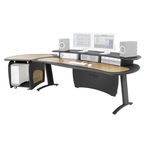 Aka Design Proedit Studio Desk 12u Rack Jointer Kit And Studio Desk Design