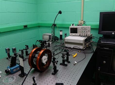 diode laser spectroscopy experimental physics