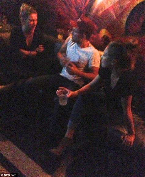 Last At The Viper Room by Robert Pattinson On Date With Penn S