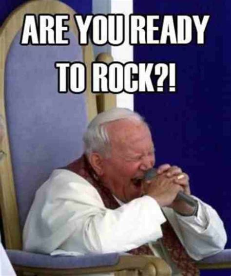 Funny Rock Memes - are you ready to rock christian funny pictures a time