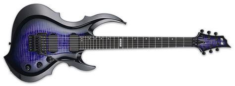 Fpp063 Esp For U Blue e ii frx the esp guitar company