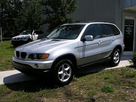 2003 titanium silver metallic bmw x5 3 0i 41117 gtcarlot car color galleries