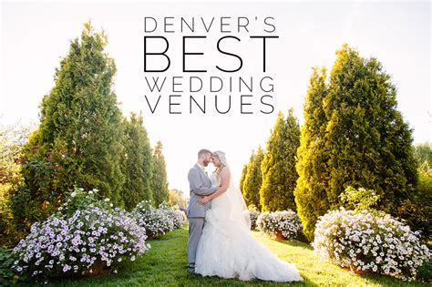 Denver?s Best Wedding Venues » Newell Jones   Jones